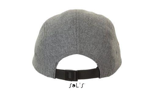 Full cap kepuraitė dviejų spalvų nugara