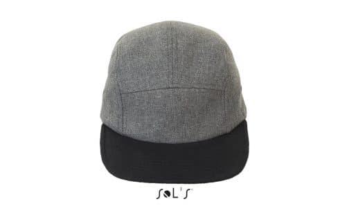 Full cap kepuraitė dviejų spalvų priekis