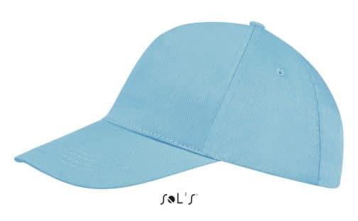 Kepuraitė su lipuku šonas