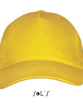 Kepuraitė su metaline sagtimi