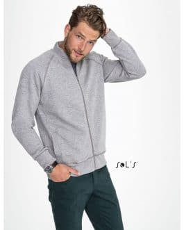Vyriškas džemperis su užtrauktuku