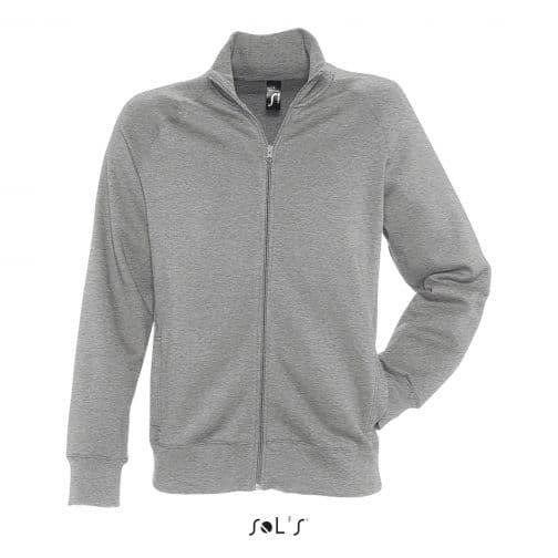Vyriškas džemperis su užtrauktuku priekis