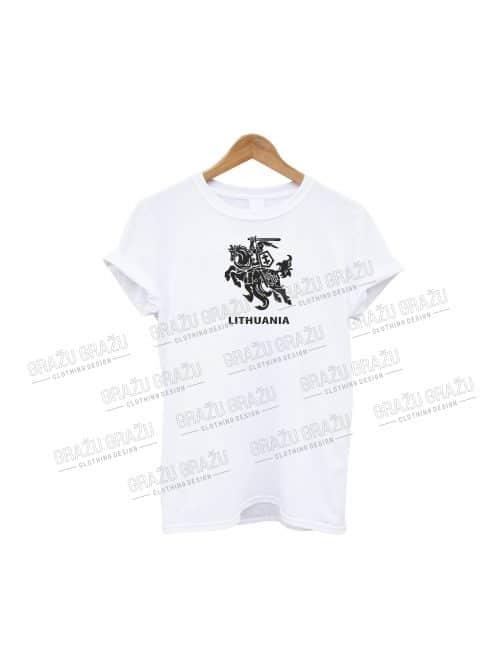 Marškinėlių dizainas Lithuania
