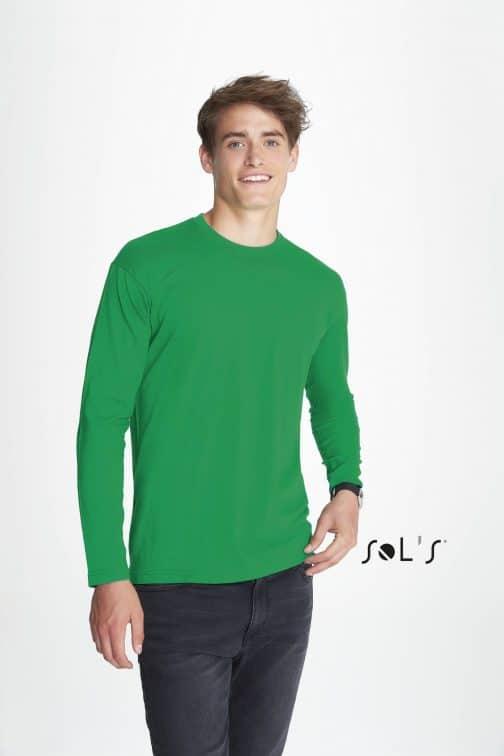Vyriški marškinėliai ilgomis rankovėmis