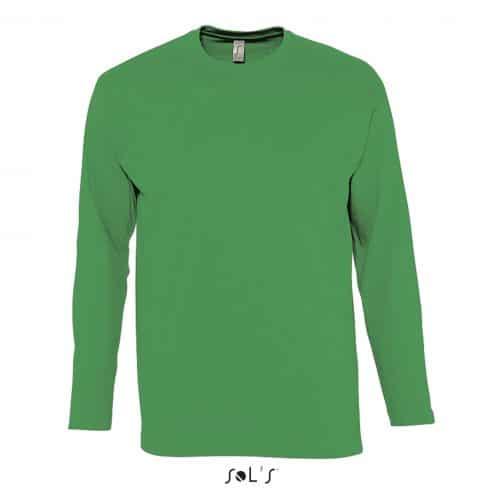 Vyriški marškinėliai ilgomis rankovėmis priekis