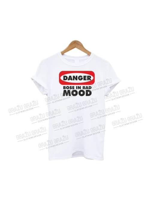 Boso marškinėliai Bad Mood