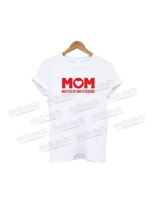Mamos marškinėliai Mom