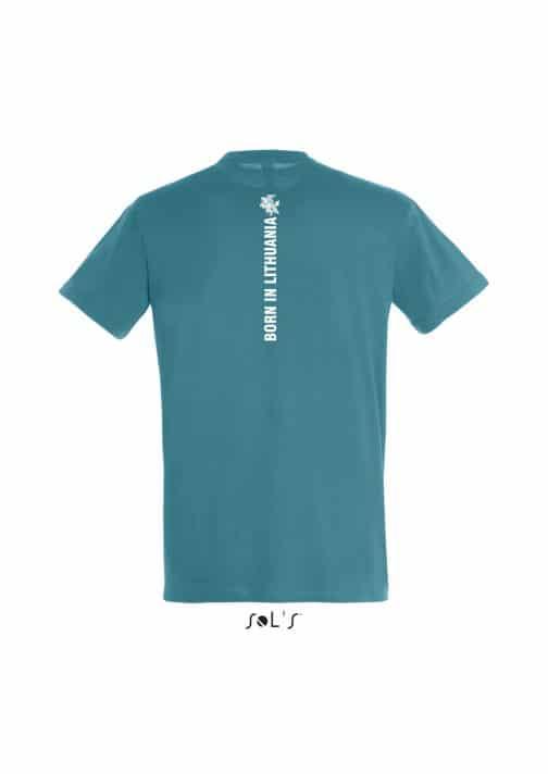 Marškinėliai Vytis nugara