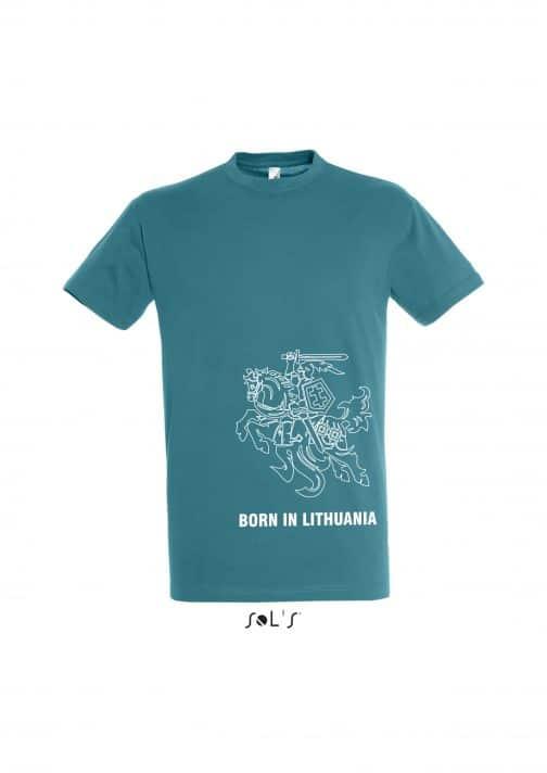 Marškinėliai Vytis priekis