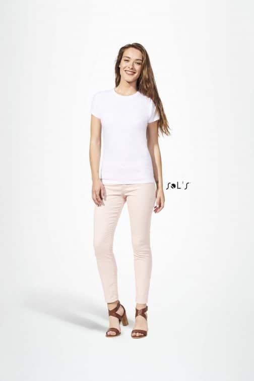Moteriški marškinėliai sublimacijai MAW