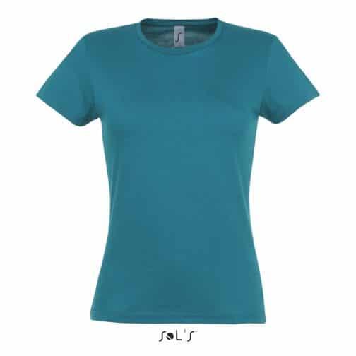 Moteriški prigludę marškinėliai priekis