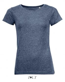 Moteriški sublimaciniai marškinėliai