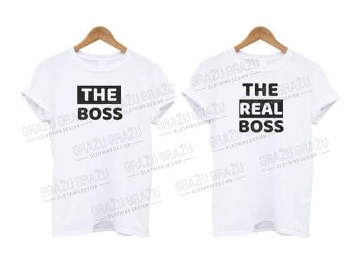 Porų marskineliai The Boss