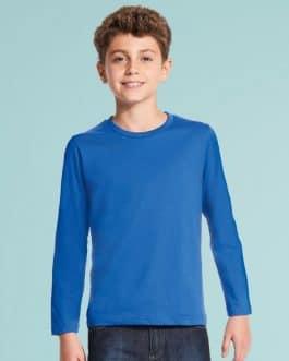 Vaikiški marškinėliai ilgomis rankovėmis 155 (10vnt.)
