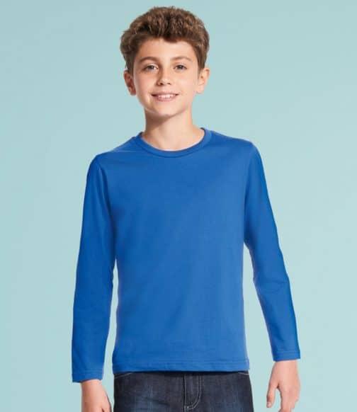 Vaikiški marškinėliai ilgomis rankovėmis 155