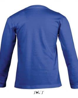 Vaikiški marškinėliai ilgomis rankovėmis