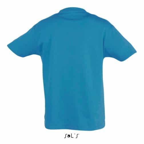 Vaikiški marškinėliai nugara