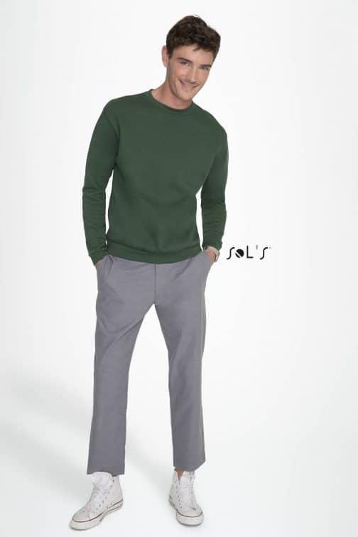 Vyriškas paprastas džemperis