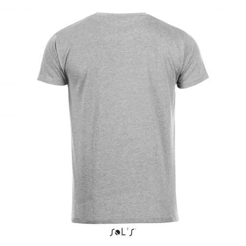 Vyriški sublimaciniai marškinėliai nugara