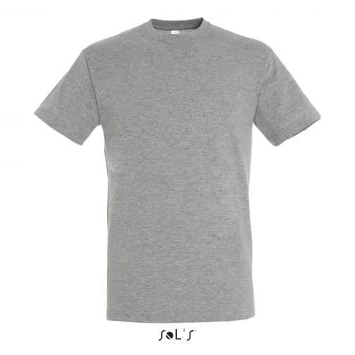 Marškinėliai pilki priekis