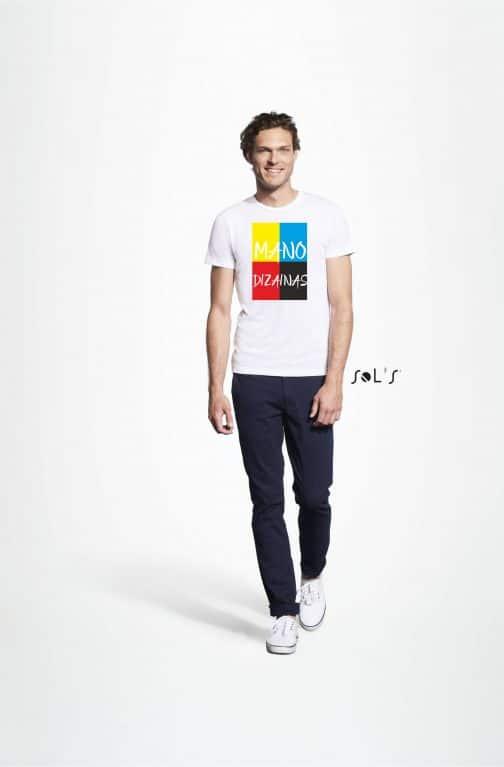 Sublimaciniai marškinėliai su spauda