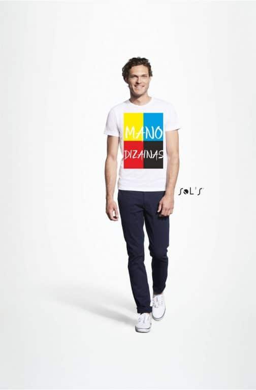 Sublimaciniai marškinėliai su spauda A3