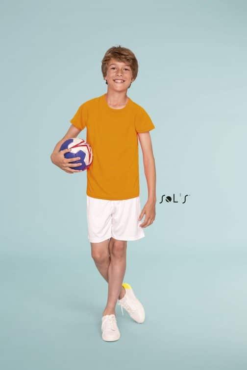 Vaikški sportiniai marškinėliai