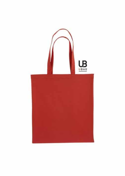 Krepšys raudonas