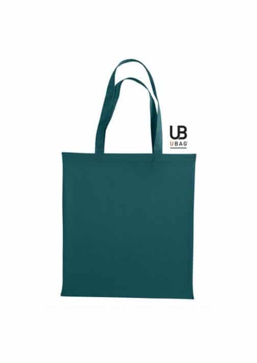 Krepšys tamsiai žalias