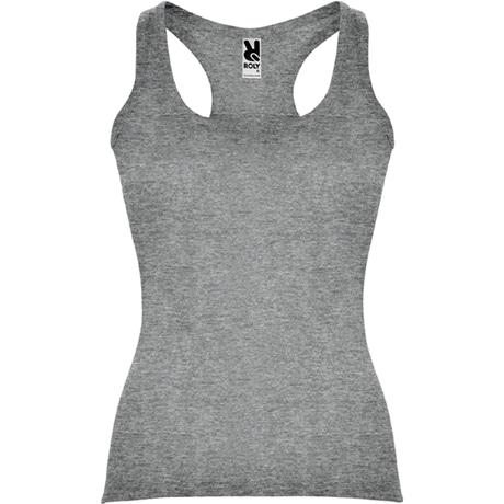 Moteriški berankoviai marškinėliai pilki