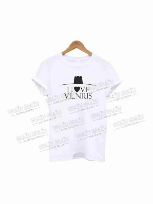 Marškinėliai Vilnius