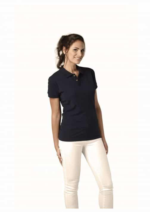 Polo moteriški marškinėliai 220