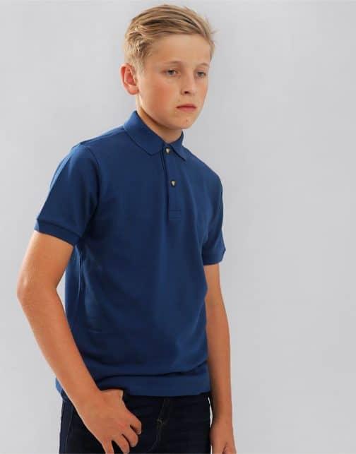 Polo vaikiški marškinėliai 220