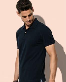 Vyriški polo marškinėliai 220 (unisex) (30vnt.)