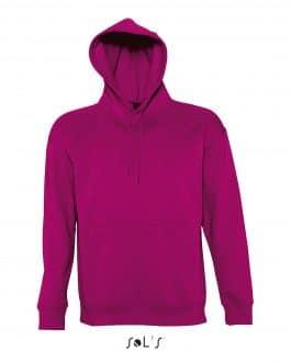 Džemperis moterims su gobtuvu (unisex)