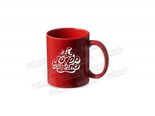 Keramikinis puodelis A love Supreme