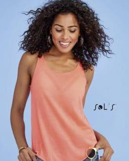 Lengvi moteriški marškinėliai