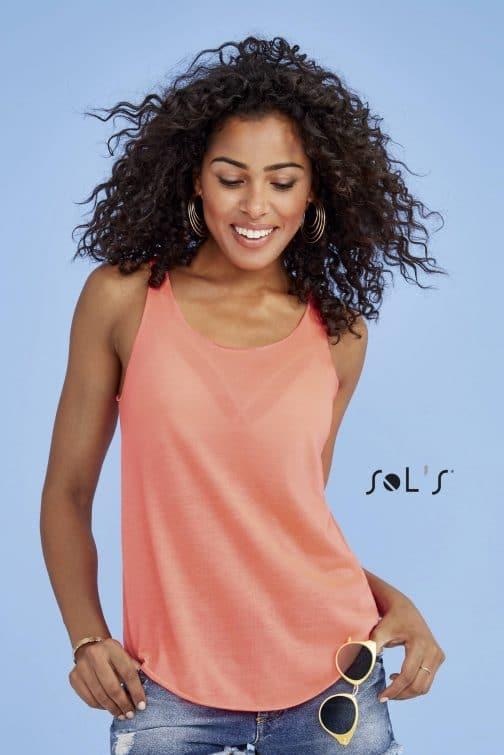Lengvi marškinėliai moterims