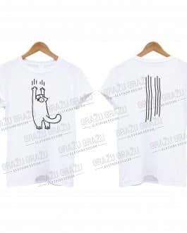"""Marškinėliai """"Simon's Cat"""""""