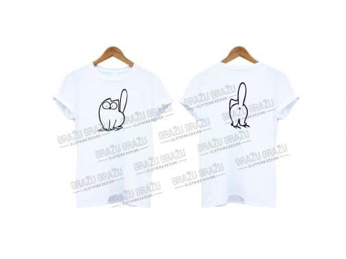 Marškinėliai Simon's Cat bum