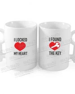 Meilės puodeliai poroms