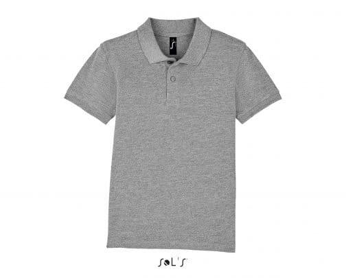 Polo vaikiški marškinėliai priekis