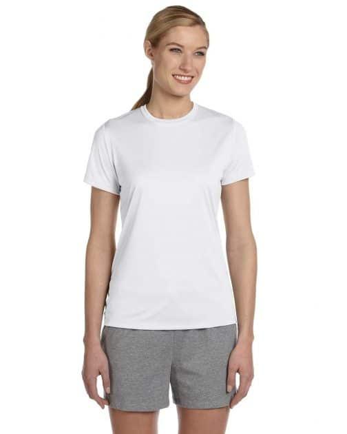 Sportiniai moteriški marškinėliai