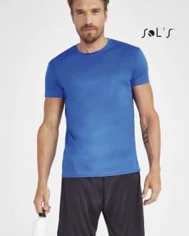 Sportiniai vyriški marškinėliai