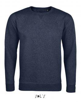 Vyriškas džemperis apvalia apykakle (unisex)