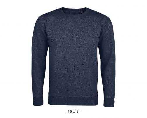 Vyriškas džemperis apvalia apykakle priekis