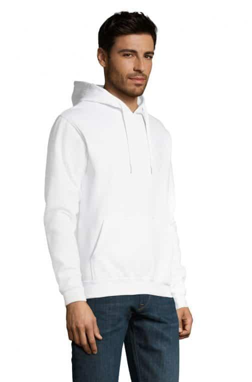 Vyriški džemperiai su gobtuvu