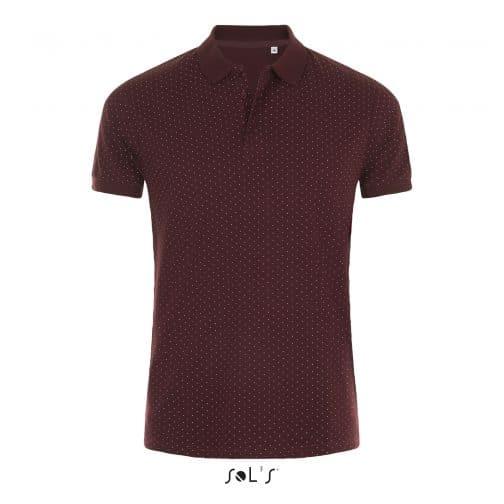 Vyriški polo marškinėliai BrandM priekis