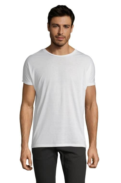 Vyriški sublimaciniai marškinėliai priekis