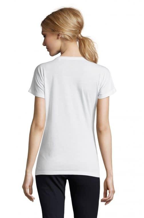 moteriški sublimaciniai marškinėliai nugara